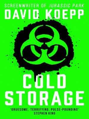 cover image of Cold Storage